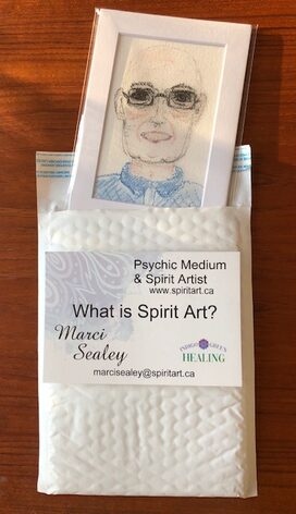 purchase a spirit art reading